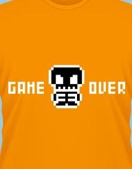 Game Over - Schelet