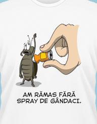 Spray De Gandaci'