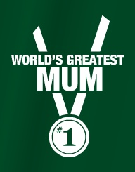 World's Greatest Mum'