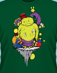 Monstruletul verde