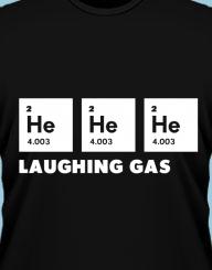 He He He - Laughing Gas