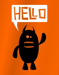 Hello! Monster