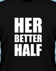 Her better half