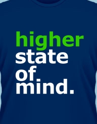 Higher state of mind'