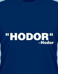 Hodor'