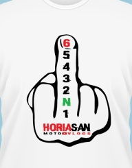 HoriaSan MotoVlogs Shifter'