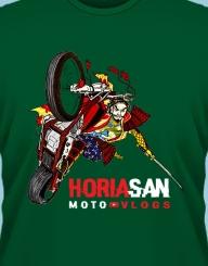 HoriaSan MotoVlogs Fara Casca'
