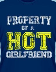 Hot Girlfriend'