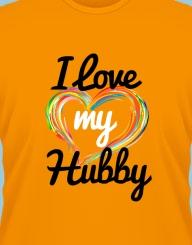 I Love My Hubby'