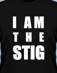 I am the Stig'