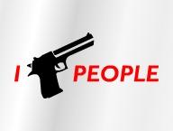 I pistol people.