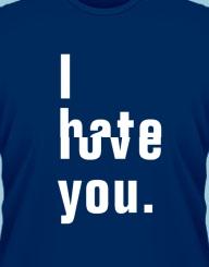 I Ha...love You!'