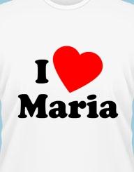 I heart Maria'