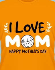 I love MOM'