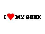 I Love My Geek'