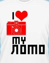I love my LOMO