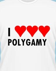I love poligamy