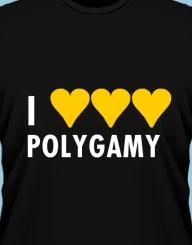 I love poligamy'