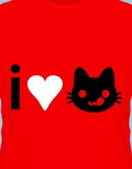 I love... Kitty?