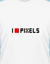 I pixel pixels'