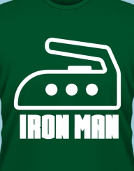 Iron Man'