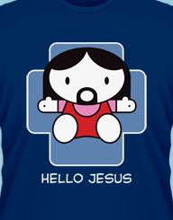 Hello Jesus'