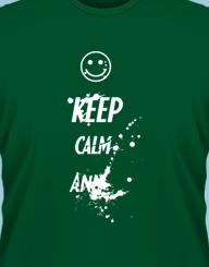Keep Calm And Kill'