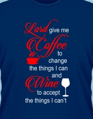 Lord give me coffee!