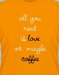 Love Or Coffee'