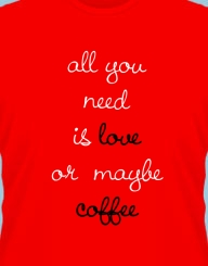 Love Or Coffee'