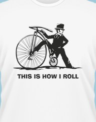Classic Bicycle Roll