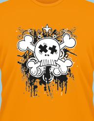 Shocked Skull