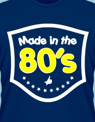 Made in the 80's'