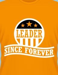 Leader Since Forever