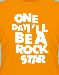 Be A Rock Star'