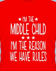 I'm the Middle Child'