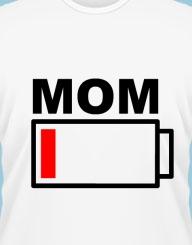Mom Battery Depleted'