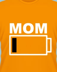 Mom Battery Depleted