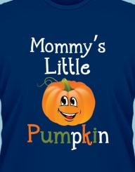 Mommy's Little Pumpkin'