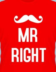 Mr. Right'