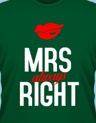 Mrs. Right'
