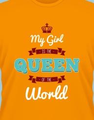My Girl Is The Queen'