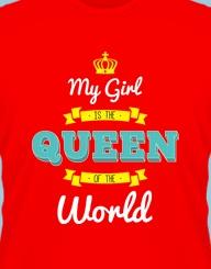 My Girl Is The Queen