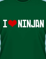 I <3 Ninjan'