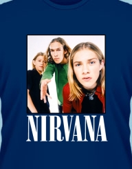 Nirvana for ever!