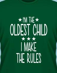 I'm the Oldest Child'