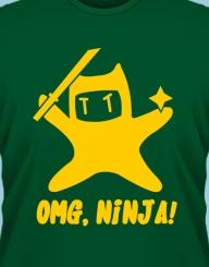 Oh noes, ninja!