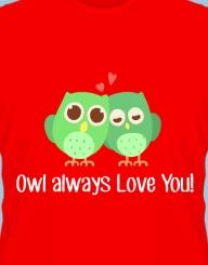 Owl always love you!