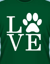 Paw Love'
