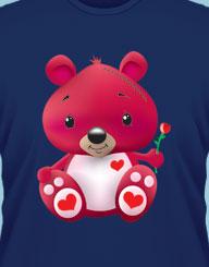 Pinky Bear'